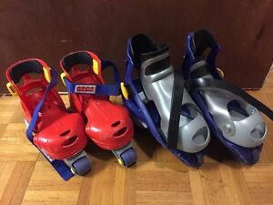 Fisher Price Roller Blades / patins à roues alignées