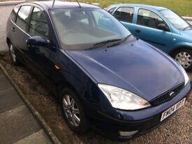 04 focus ghia low miles