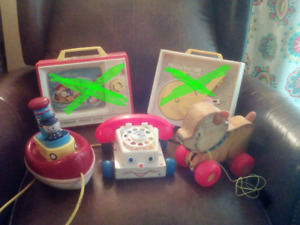 Fisher Price Toys - VINTAGE