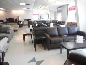 Sale on Canadian made sofas