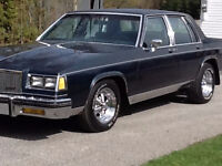 Buick Le Sabre Custom Limited, 1985,