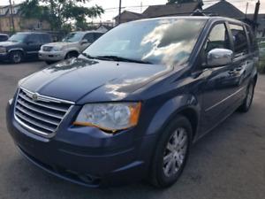 2008 Chrysler Town & Country - Dual Power Doors, Remote Start