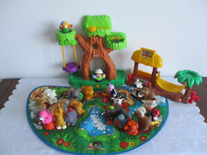 Zoo  Alphabet  little  People  De  Fisher Price  Sonore  20 Fgr