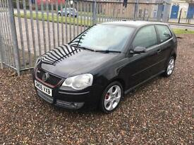 2006 VOLKSWAGEN POLO 1.8T GTI 150 3dr