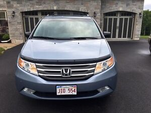 Honda Odyssey Touring Edition for sale