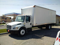 2006 Freightliner M2 24' Straight Truck G License