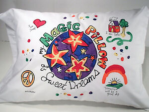 My Magic Pillow of Sweet Dreams - Pillow Case Painting Kit