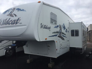 2007 Forest River Wildcat 29BHBP Bunk***Trades or Financing