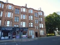 Unfurnished Spacious 1 Bedroom Flat Located on Clarkston Road, Glasgow (ACT 253)