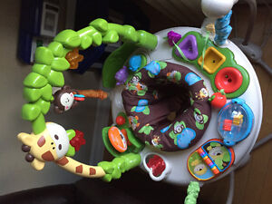 Baby bouncer Fisher Price Safari theamed jumping saucer