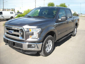 2016 Ford F150 XLT Super Crew 4X4 Eco Boost