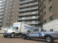 LOCALLY OWNED MOVING COMPANY - FULL TIME