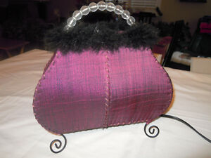 Lamp - Table, Boudoir, Purse Lamp