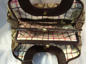 NWT Authentic Coach Purse Strathcona County Edmonton Area image 2