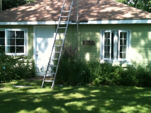 Two Bedroom home/cottage for rent -  near Lake