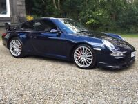 PORSCHE 911 (997) CARRERA 2S, MANUAL 6 SPEED,HUGE SPEC, FACTORY FITTED AERO KIT CUP - GT3, FPSH.2006