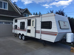 JAYCO 24 FOOT TRAILER