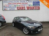 BMW 116 1.6TD ( bhp ) EfficientDynamics Sports Hatch 2013MY d