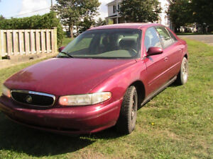 buick century 2003  equipee air fonctionne
