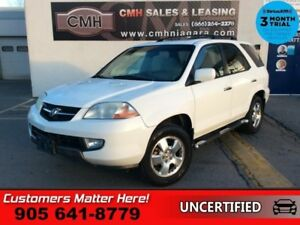2003 Acura MDX 3.5  AS IS, (UNCERTIFIED), AS TRADED IN