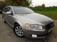 2014 Volvo V70 D2 [115] Business Edition 5dr Powershift FSH! DAB! Sat Nav! Cr...