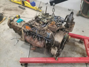 Ford 6.1L, 372ci V8 Engine - Running Condition