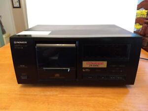 Pioneer 25 CD Player or other make.