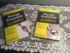 Bio and Physics for Dummies