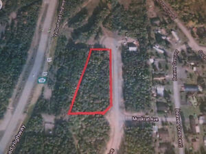 2 acre lot, waiting for you to build your dream home