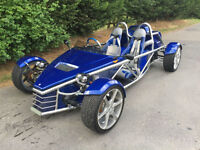 2010 MEV ROCKET KIT CAR 1.8 ZETEC 5 SPEED MANUAL IMMACULATE CONDITION VERY FAST
