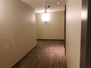 Room for rent in a two bedroom condo utility included