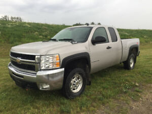 2008 Chevrolet 2500 Hd Lt 4x4