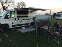 Peugeot boxer converted campervan/day van