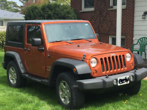 2010 Jeep Wrangler Sport For Sale