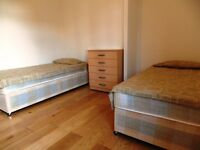 Twin room available in Homerton. £195pw all incl