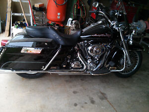 2009 Harley Davidson Road King (FLHR)