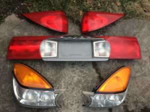 Buick Rendezvous Lights