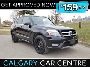2012 GLK-350 $159B/W TEXT US FOR EASY FINANCING! 587-317-4200