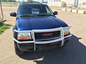 2005 GMC Jimmy ZR2 SUV, Crossover