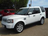 2011 Land Rover Discovery 4 3.0SD V6 Auto GS