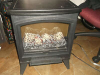Works great Fireplace / can deliver