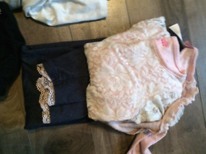 Girls Clothes Size 4 - 6