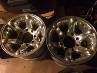 Ford 8 Bolt Metric 16 inch by 10 Wide