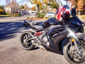 Black Kawasaki for sale