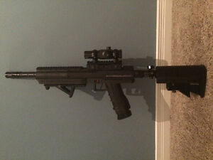 Tiberius T9.1 Paintball Marker HPA  *OBO*