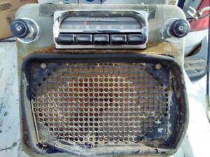 1955 Buick Radio