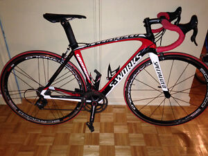 Specialized Venge 2013 low Km with Camy Super Record.