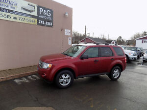 2012 Ford Escape 2WD, INSPECTED $4,900.00 Call 727-5344
