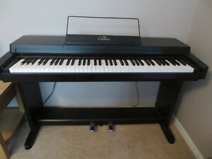 Yamaha CLP-260 Electric Piano (76 Fully Weighted Keys)