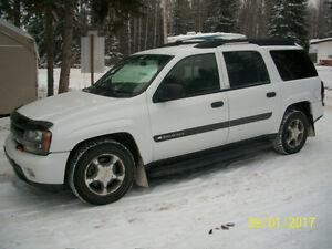 2004 Chevrolet Trailblazer LS SUV, Crossover
